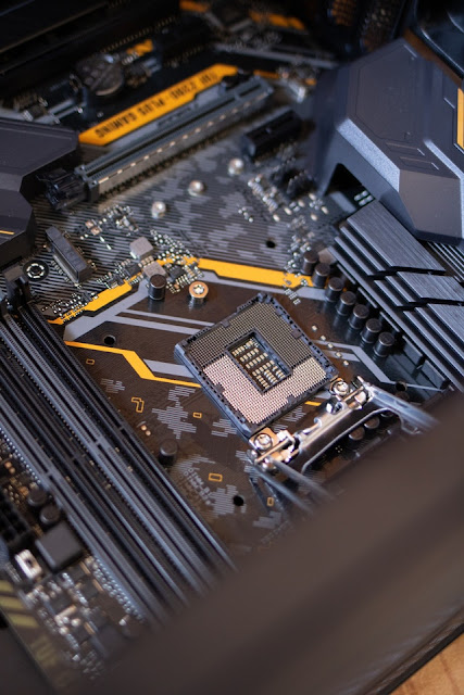Explain about the processor and memory in the computer