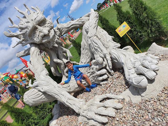 Pomerania Fun Park - Pyszka Dygowo - rodzinny park rozrywki pod Kołobrzegiem - atrakcje dla dzieci nad morzem - atrakcje dla dzieci w Kołobrzegu - podróże z dzieckiem - Polska z dzieckiem