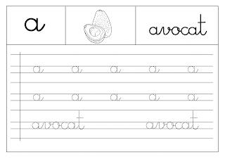 cahier d'écriture alphabet français pdf
