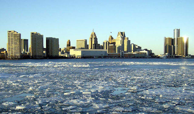 Detroit inverno