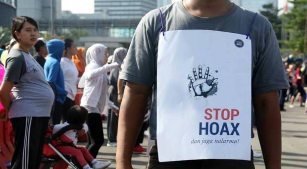 Pembuat Hoax Terbaik adalah Pemerintah