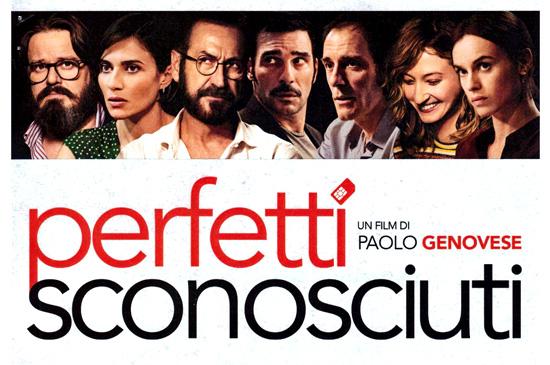 buenos días Roma - Perfetti sconosciuti, cine italiano
