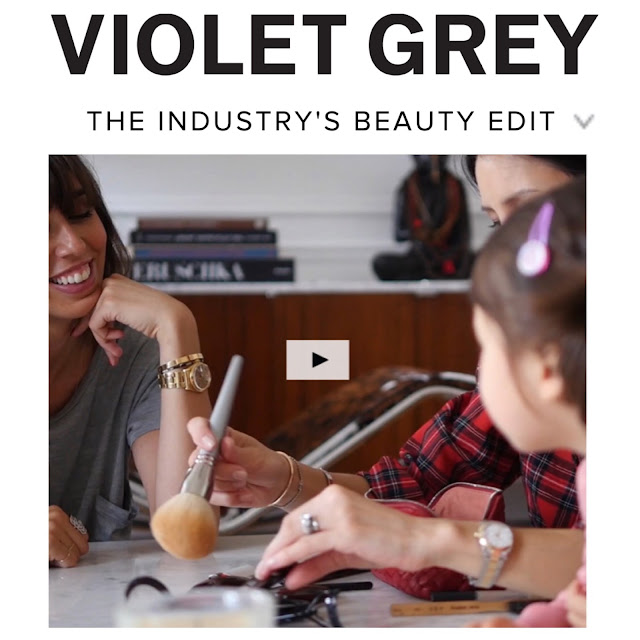 Violet Grey, Violette_fr, The Violet Files, french girls, beauty routine,Into The Gloss, ITG,