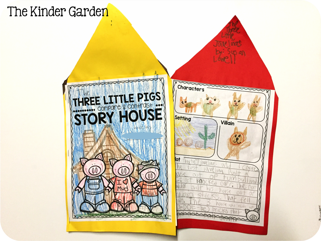 compare and contrast three hostels in Name _____ date _____ class: ss b s d 3 little pigs compare and contrast worksheet i read the story below the three little pigs.