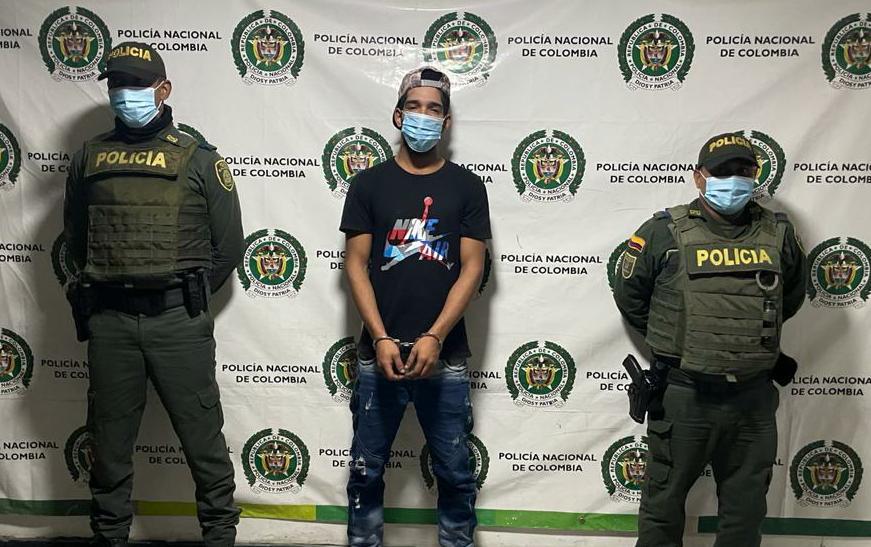https://www.notasrosas.com/Por Tráfico de Estupefacientes, capturada una persona en Fonseca