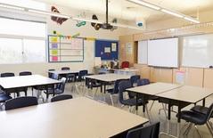 ruang kelas ideal