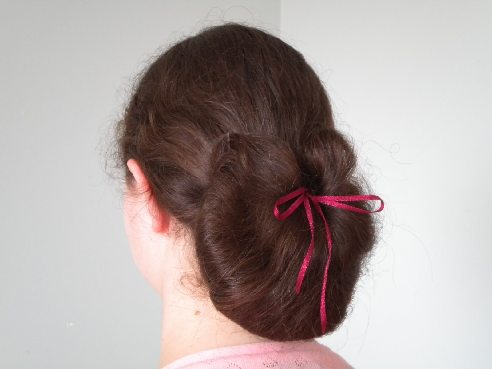 """Hair In Style: Hair Styles: Civil War """"Little Women"""" Inspired Hairstyle"""