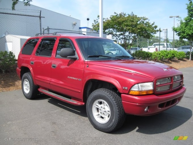 Descarga Manual de taller Dodge-Durango-1998