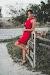 PARTY LOOK: RED DRESS + TENDENCIAS TRAJE DE BAÑO