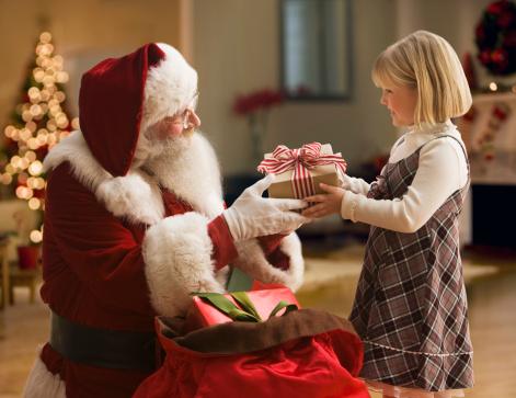Zostań Świętym Mikołajem uszczęśliw wiele dzieci!