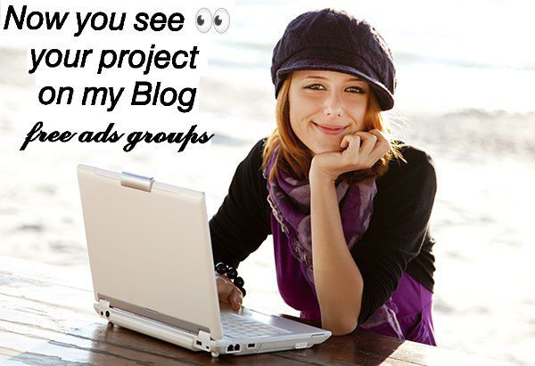 projects on my blog, advertisement groups, social media, community, online shopping, marketing strategy