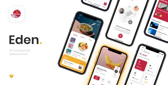 Best Food Delivery App UI Kit