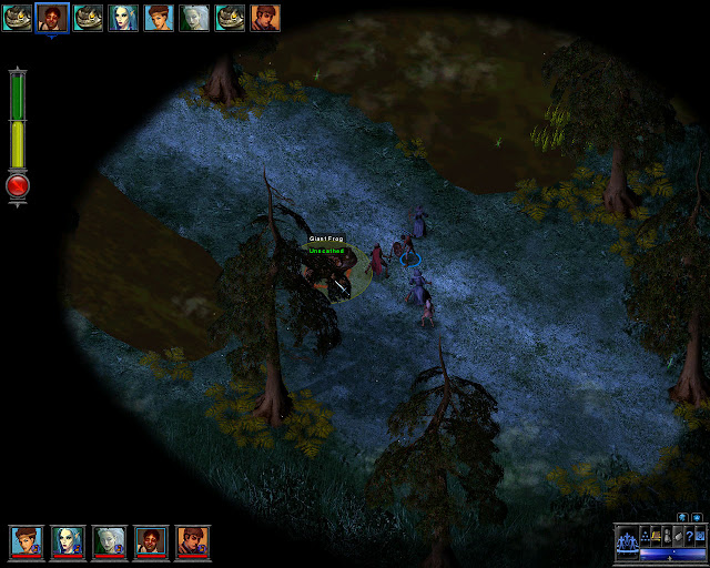Combat Screenshot | Temple of Elemental Evil