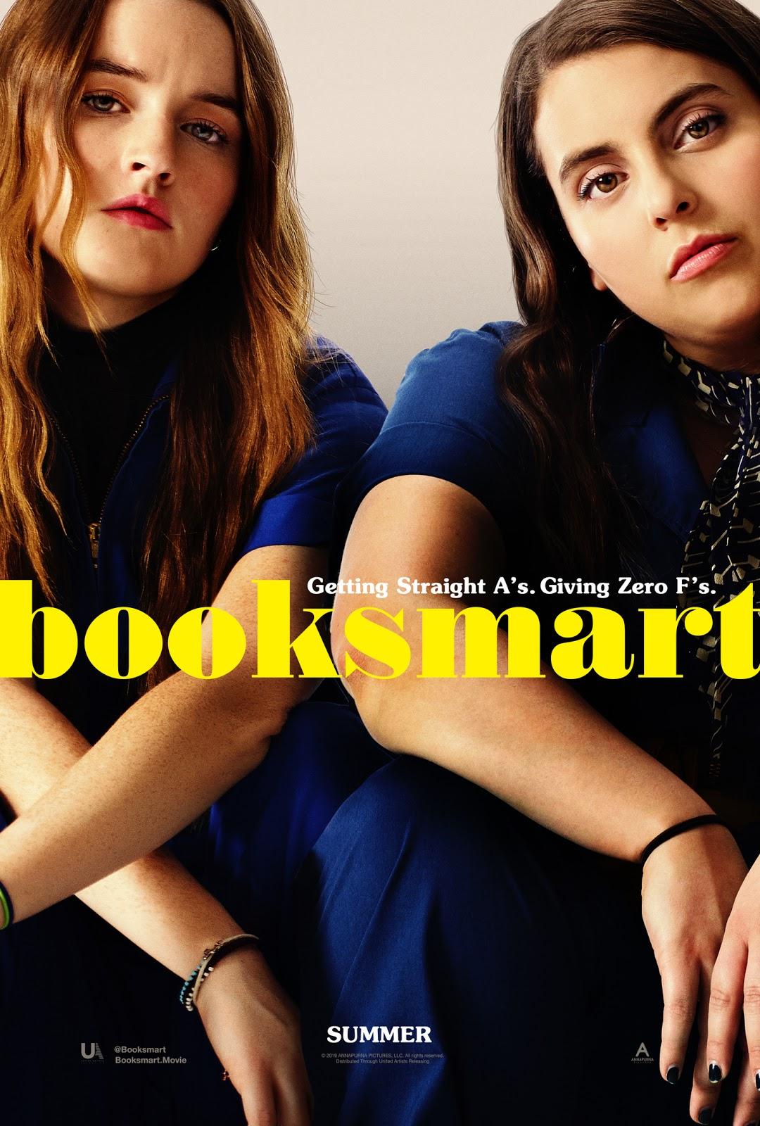 Đêm Trước Lễ Tốt Nghiệp - Booksmart