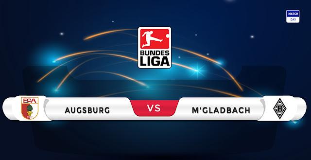 Augsburg vs Monchengladbach Prediction & Match Preview