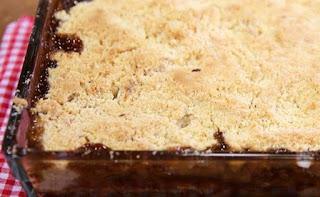 Ardanın Mutfağı Armutlu Crumble Tarifi
