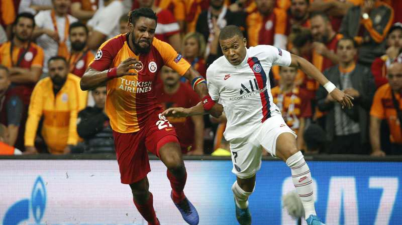 Liga Champions, Paris Saint-Germain Lumat Galatasaray 5-0