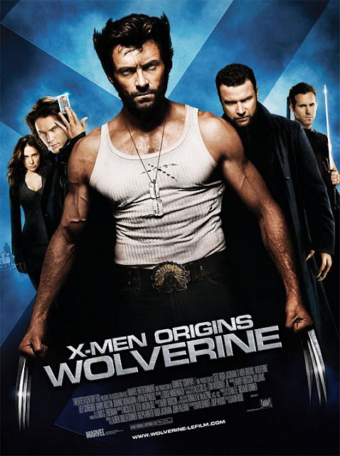 X-Men 4 Origins: Wolverine เอ็กซ์เม็น ภาค 4 กำเนิดวูล์ฟเวอรีน