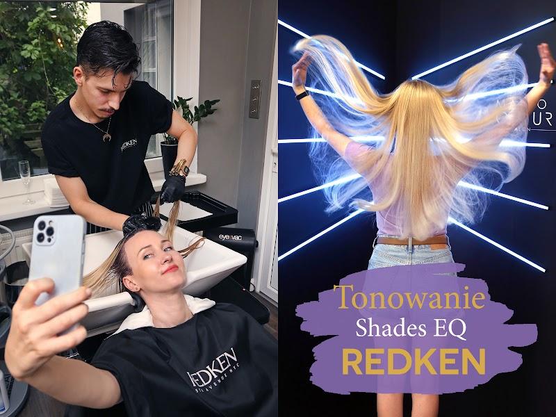 Tonowanie blond włosów Redken Shades EQ ♥ - czytaj dalej »