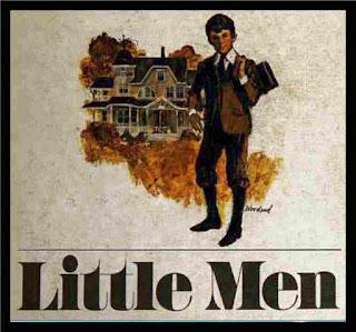 Little men by Louisa May Alcott PDF novel
