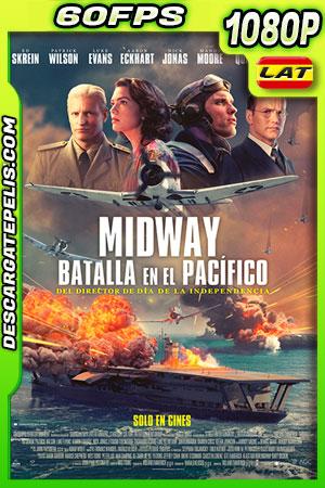 Midway: Batalla en el Pacífico (2019) 1080p 60FPS BDrip Latino – Ingles