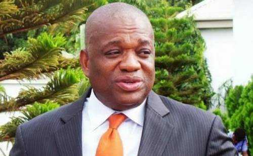 Orji Uzor Kalu is the chairman of SLOK Holding and the Daily Sun and New Telegraph newspapers in Nigeria