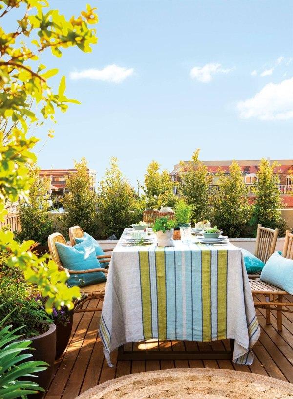 Vediamo come arredare il tuo terrazzo o balcone per rendere l'ambiente più piacevole e vivibile