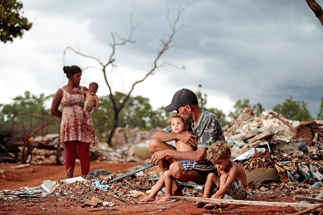 Por que ricos estão cada vez mais ricos e pobres mais pobres no Brasil? Por Válber Pires