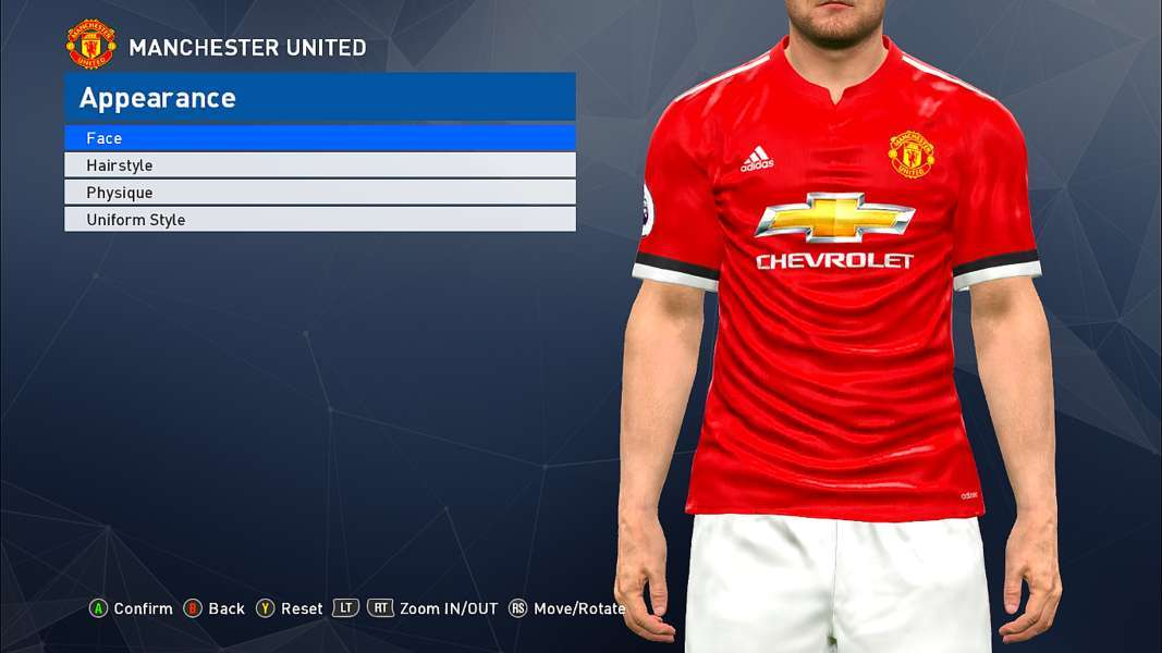 898dbbb4f Download Image 1067 X 600. ultigamerz  pes 2017 manchester united 2017-18  fantasy kits ultigamerz  pes 2017 manchester united 2017-18 fantasy kits