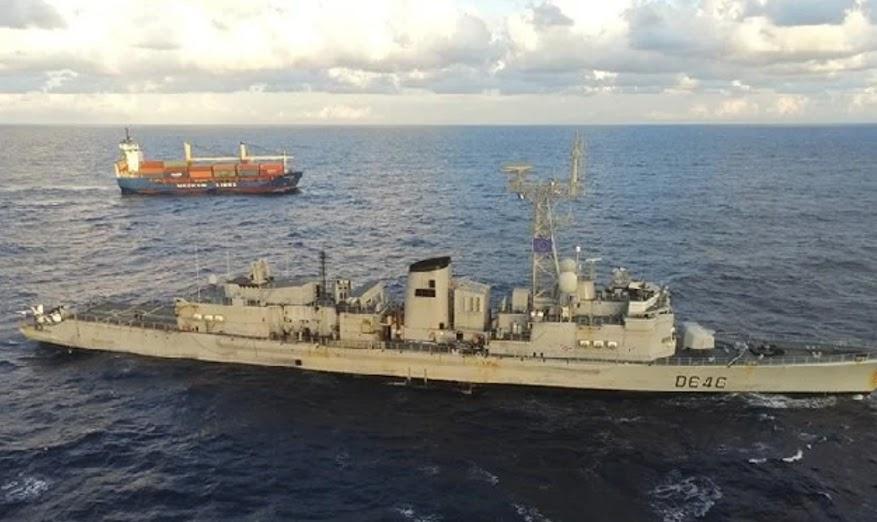 Κομισιόν: Δεν ολοκληρώσαμε την επιθεώρηση στο τουρκικό πλοίο