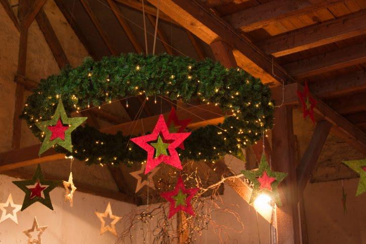 Adornos navide os colgantes for Decoracion de adornos navidenos