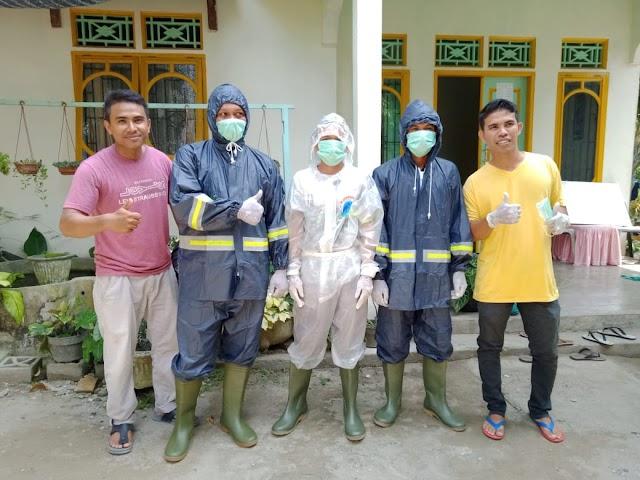 Dua Warga Karieng Dari Jakarta Tempati Rumah Isolasi di Gampong