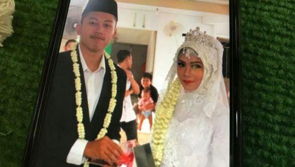 Korban Lion Air JT-610, Pesan Terakhir Nan Mengharukan Pengantin Baru: I LOVE YOU SO MUCH