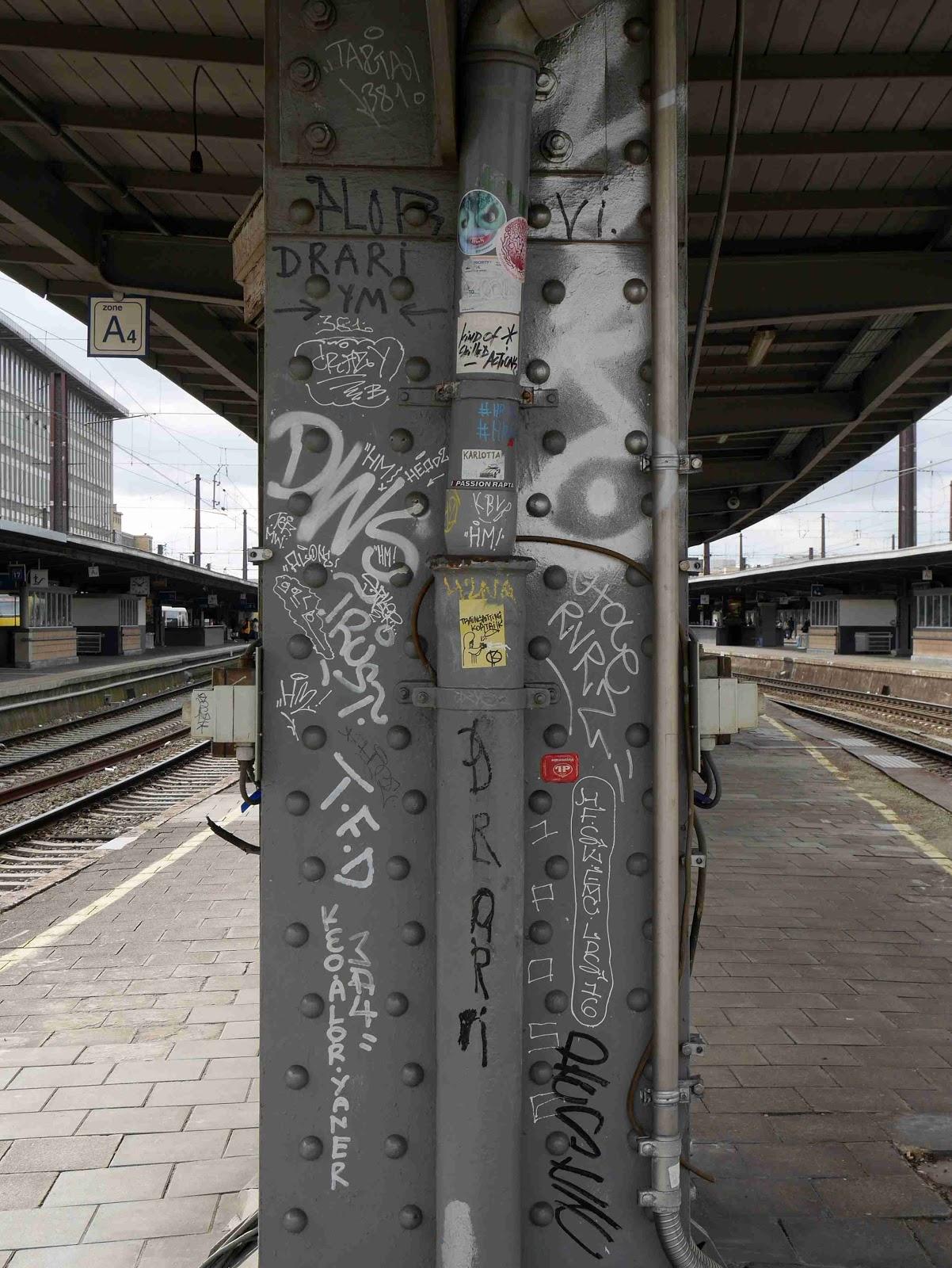 Quai 16, Bruxelles Midi