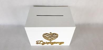 skrzynka na koperty ślub wesele rzeszów ślubnażyczenie