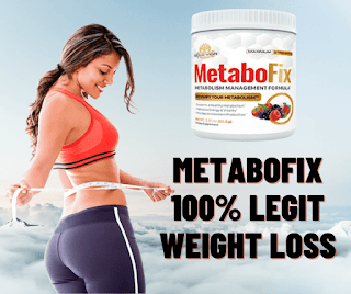 MetaboFix Reviews  Real100% Legit Weight Loss, Ingredients or Scam Complaints?