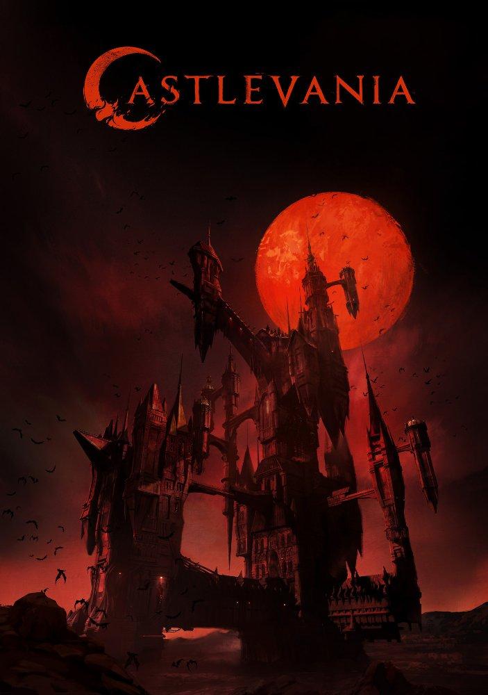 Castlevania Temporada 1 (Web-DL 720p Dual Latino / Ingles) (2017)