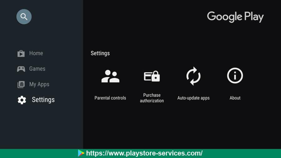 كيفية فرض التصميم الجديد لجوجل بلاي ستور على أجهزة أندرويد تيفي