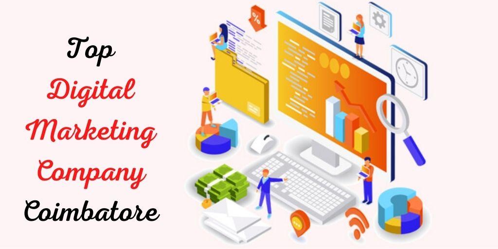 Top Digital Marketing Company in Coimbatore