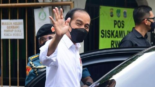 Respons Aksi BEM UI, Jokowi: Kritik Bagus untuk Negara Demokrasi