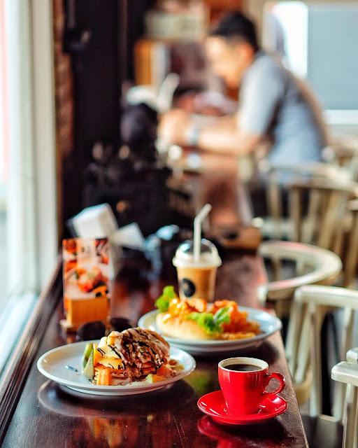 Harga Menu Di Cafe Brick Jogja