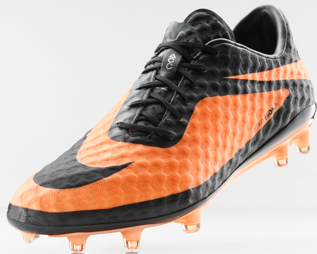 new arrival cdd7a 2341e nike hypervenom phantom orange and black