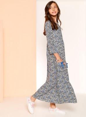 Dress Anak Perempuan Usia 6 sampai 12 Tahun Terbaru 2016