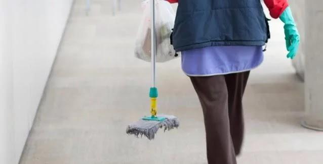 Μονό στην Ελλάδα: Δέκα χρόνια φυλακή σε καθαρίστρια που δήλωσε ότι τελείωσε την ΣΤ' αντί της Ε' Δημοτικού