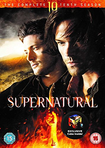 Supernatural Temporada 10 1080p Español Latino/Ingles