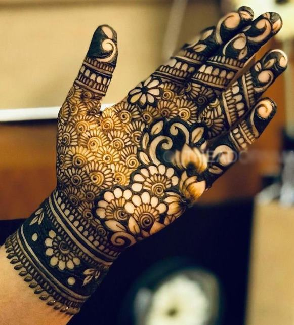 Culture Special Mehndi for Eid