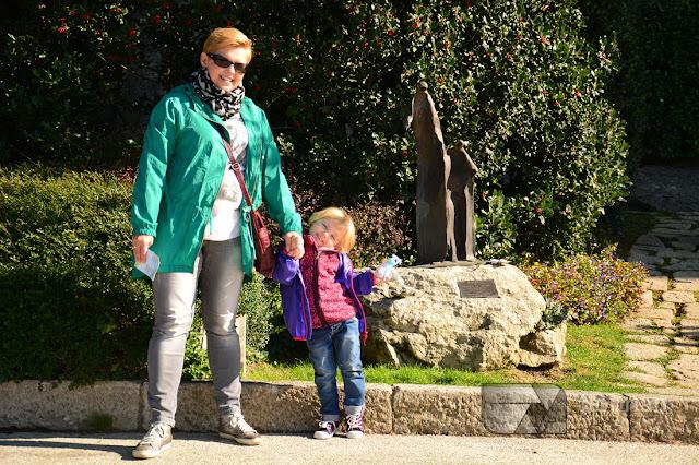San Marino z dzieckiem