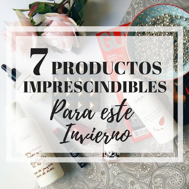 7 productos imprescindibles para este invierno