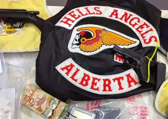 Gangsters Out Blog: Edmonton Hells Angels targeted by Police
