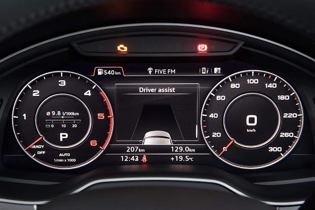 Audi Q7 3.0 TDI Diesel - Brasil - preço